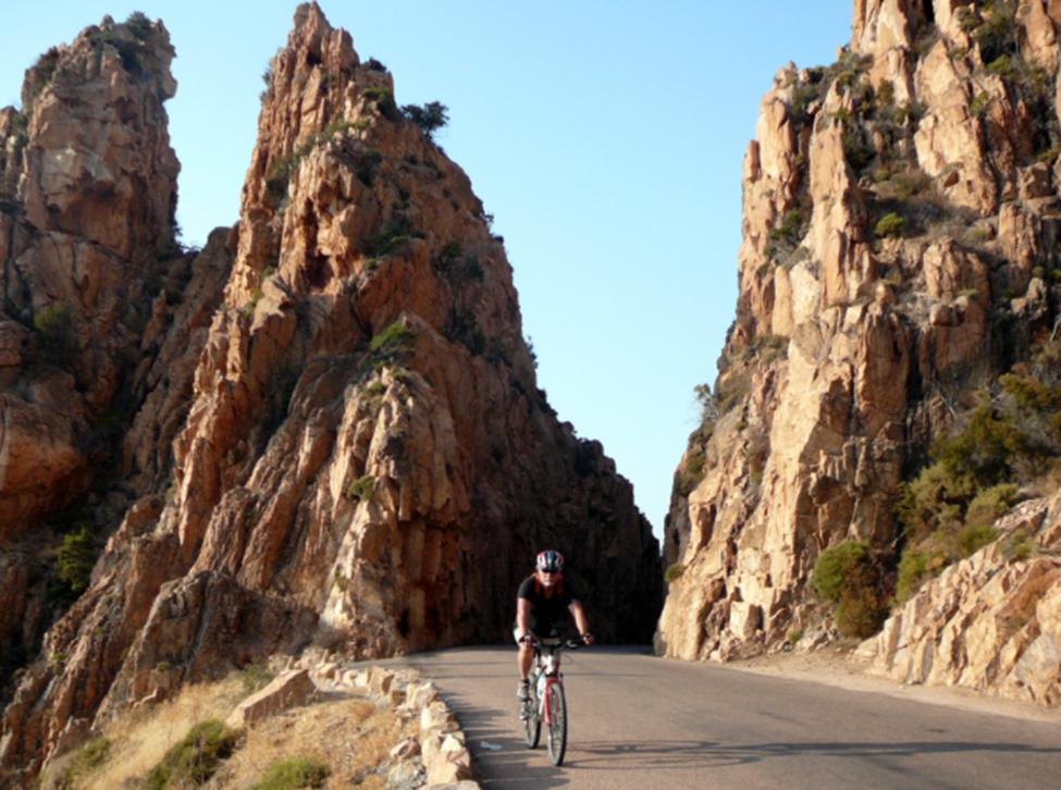 Korsika, Francie - 2009