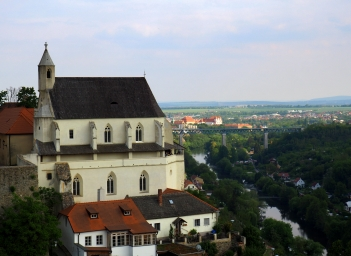 Znojmo - kostel svatého Mikuláše