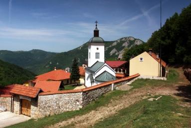 1. klášter Sretenje
