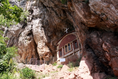 kostelík Svatého Sávy-1