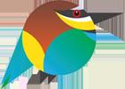 Logo CKVlha - Vlha pestrá
